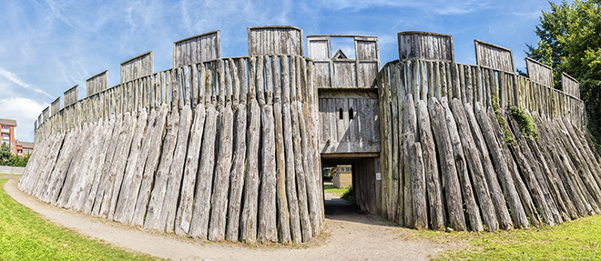 viking-locations-Trelleborg-Viking-Fortress