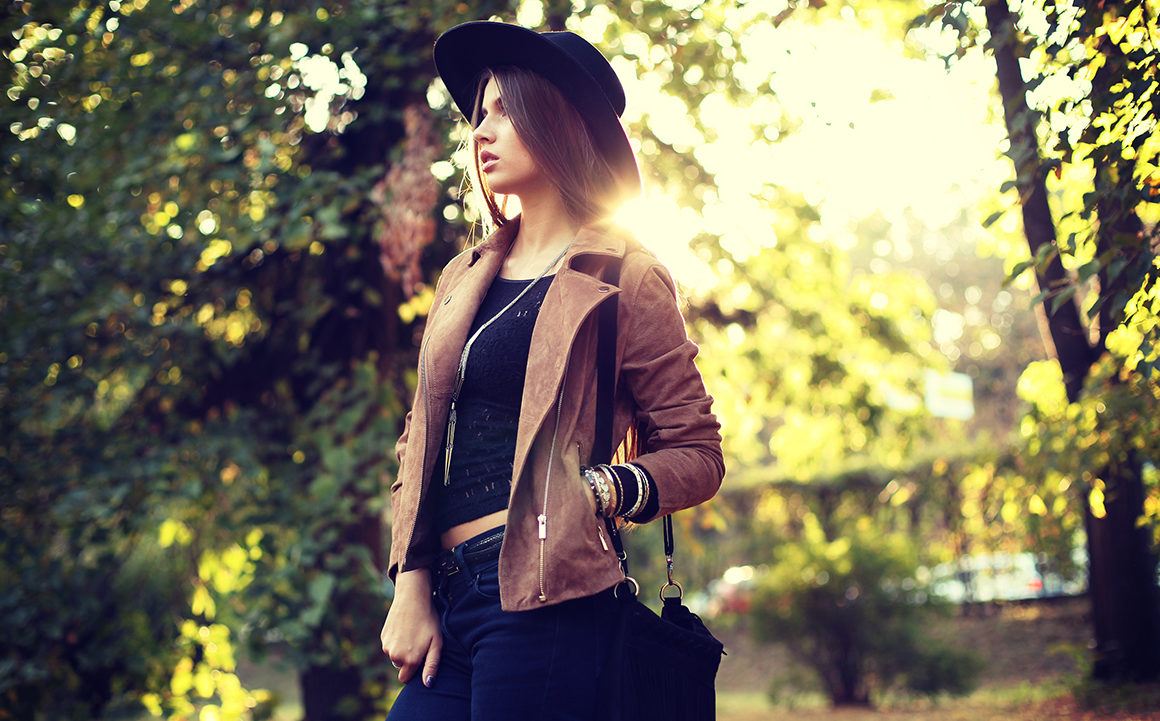 How to Choose a Leather Jacket For Your Body Shape