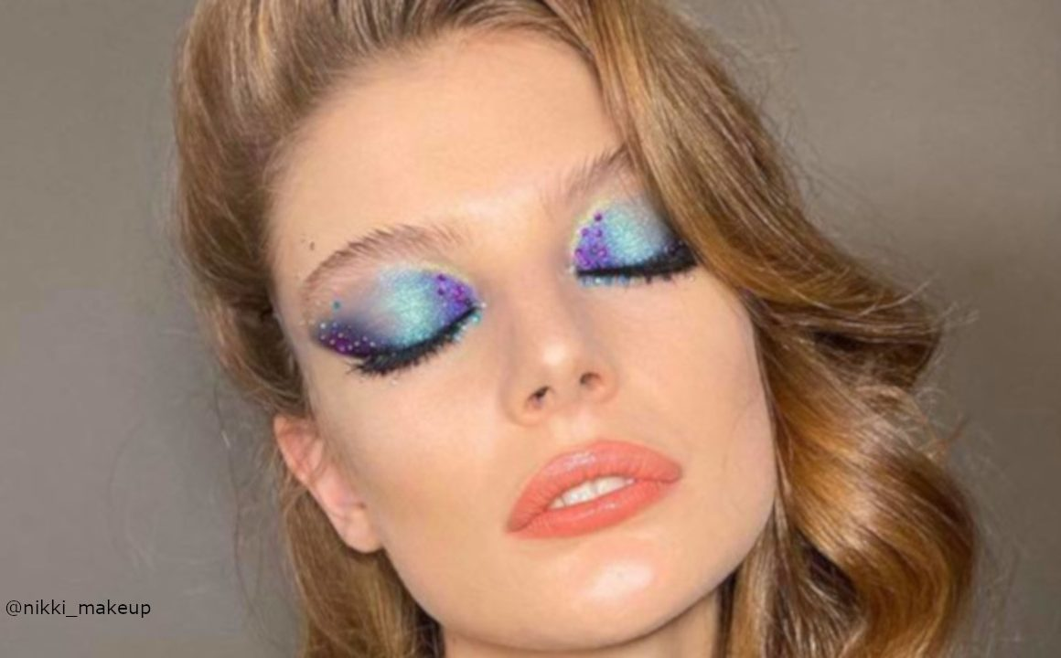Pastel Makeup Looks For Summer