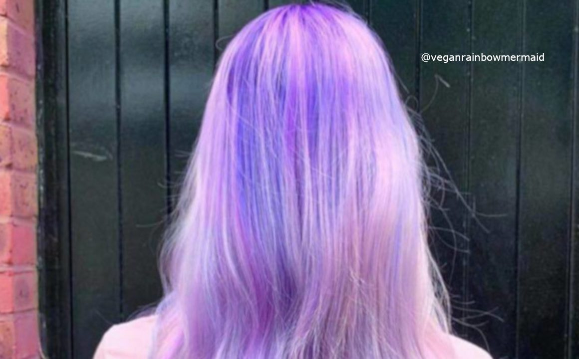 Lavender Hair Colors