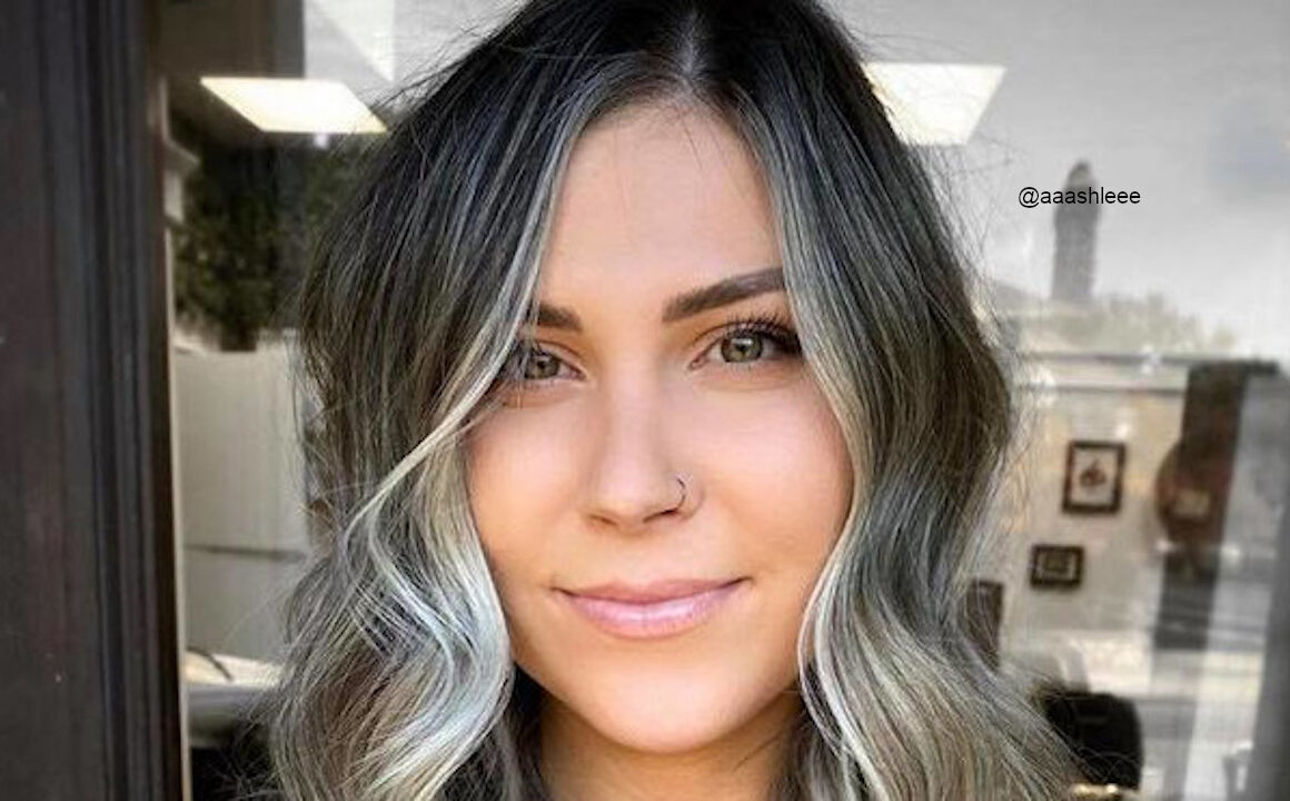 Stand Out This Fall With The Prettiest Silver Hair Colors