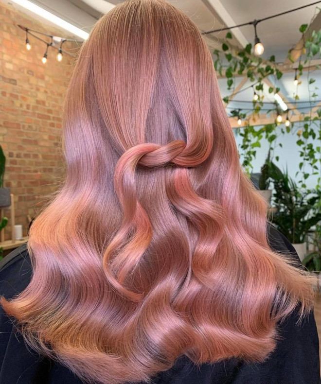 The Hair Color Trends to Try for a Brighter 2021 ...