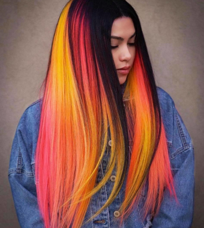 Try Some of These Bright Hair Colors for Brighter 2021 ...
