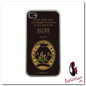 be Apple iPhone 4 Case (Clear)