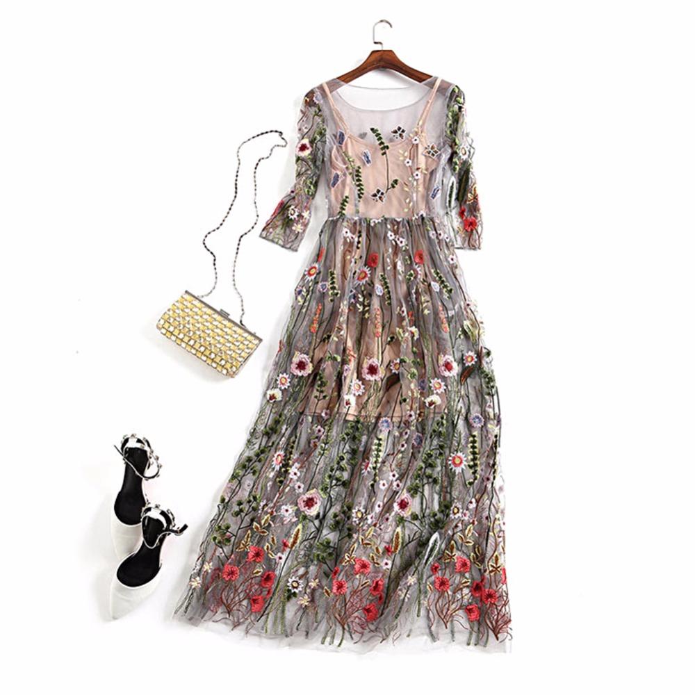 Bohemian Party Dresses