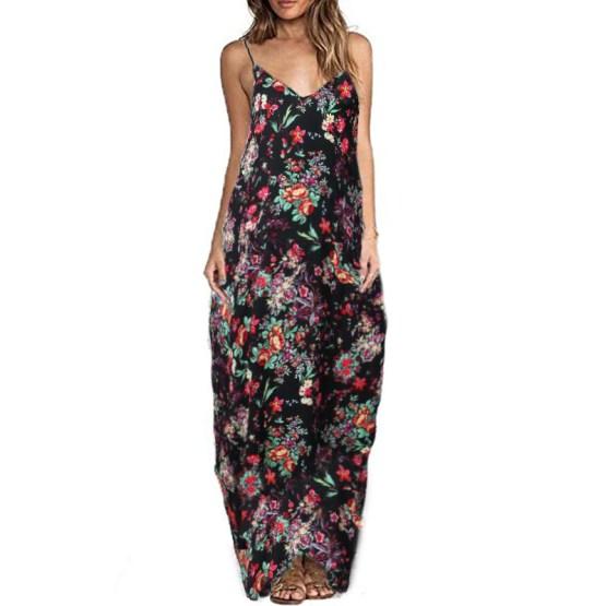 Bohemian Beach Dress