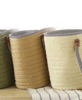 Beach Bag Women Straw