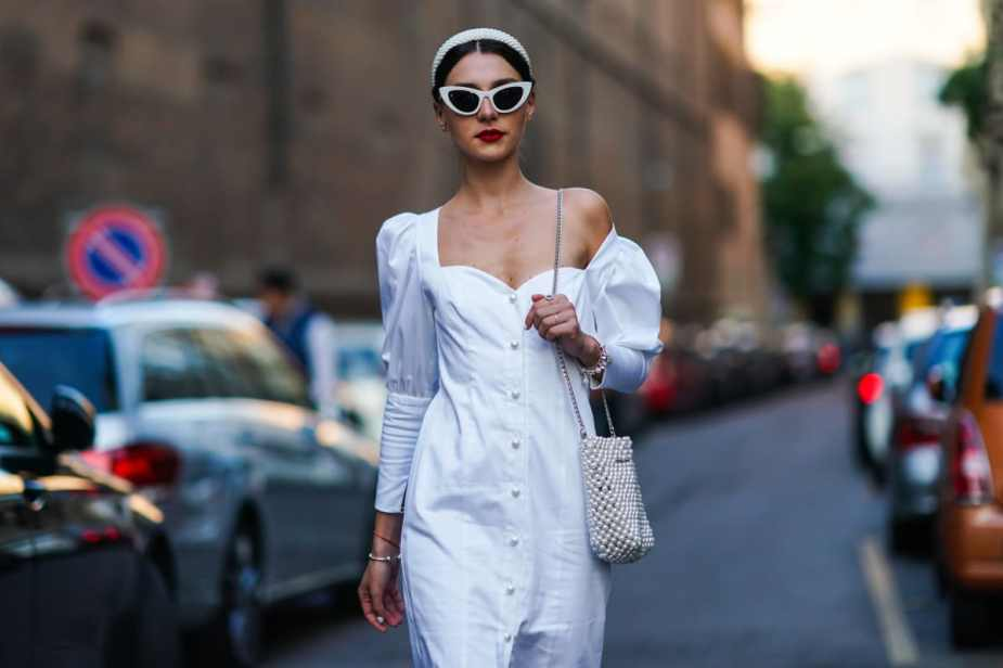 16 White Sundresses for Quintessential Summer Dressing