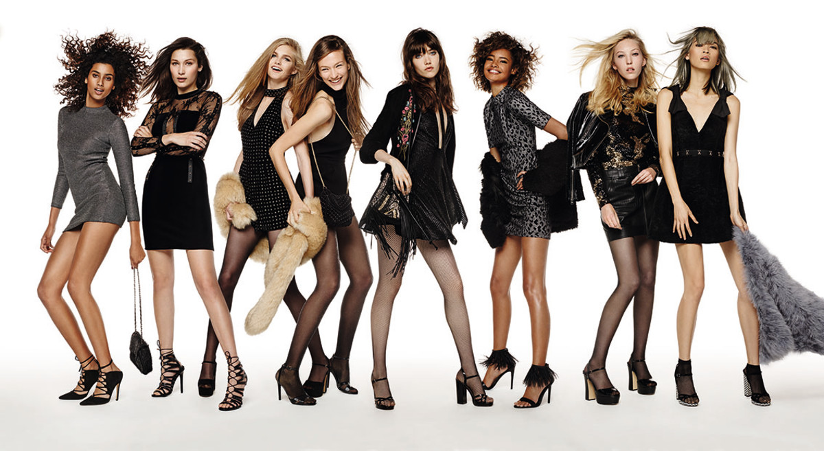 Cute Barbie Doll Wallpaper Images Topshop Assembles An Impressive Gang Of It Girls For