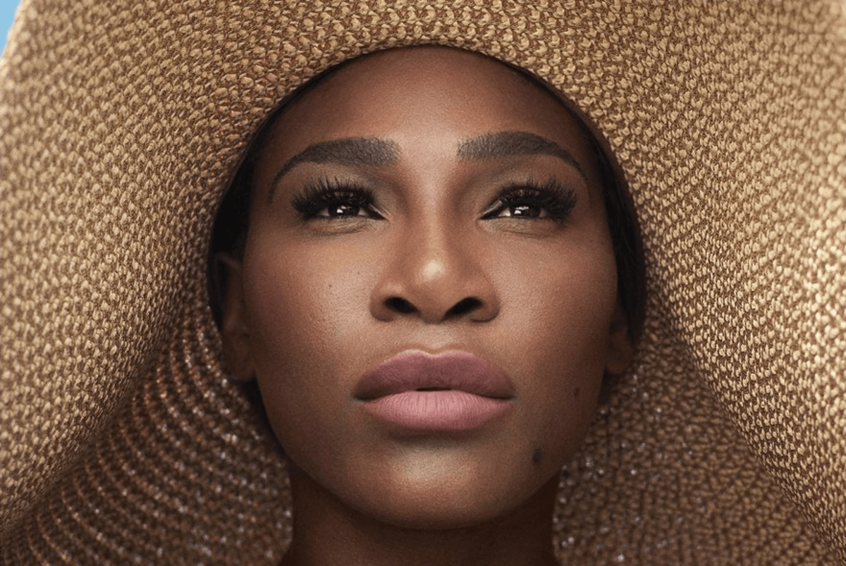 Serena Williams Covers First Badass Women Issue for