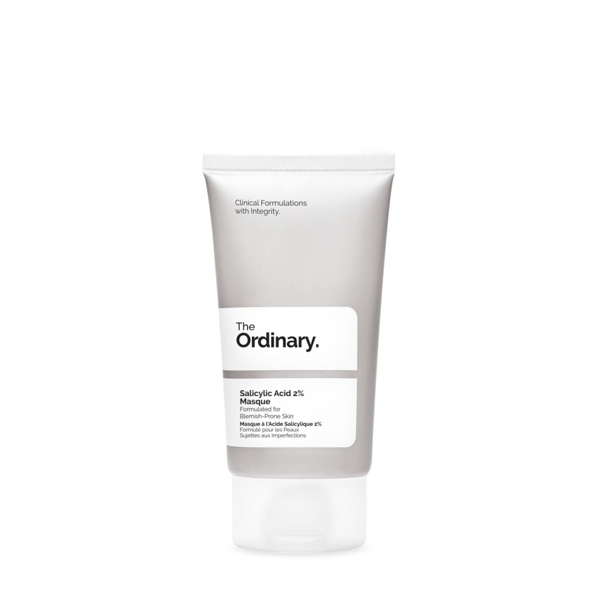 The Ordinary's new Salicylic Acid 2% Masque. Photo: Courtesy of The Ordinary