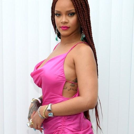 Rihanna. Photo: Dimitrios Kambouris/Getty Images for Fenty