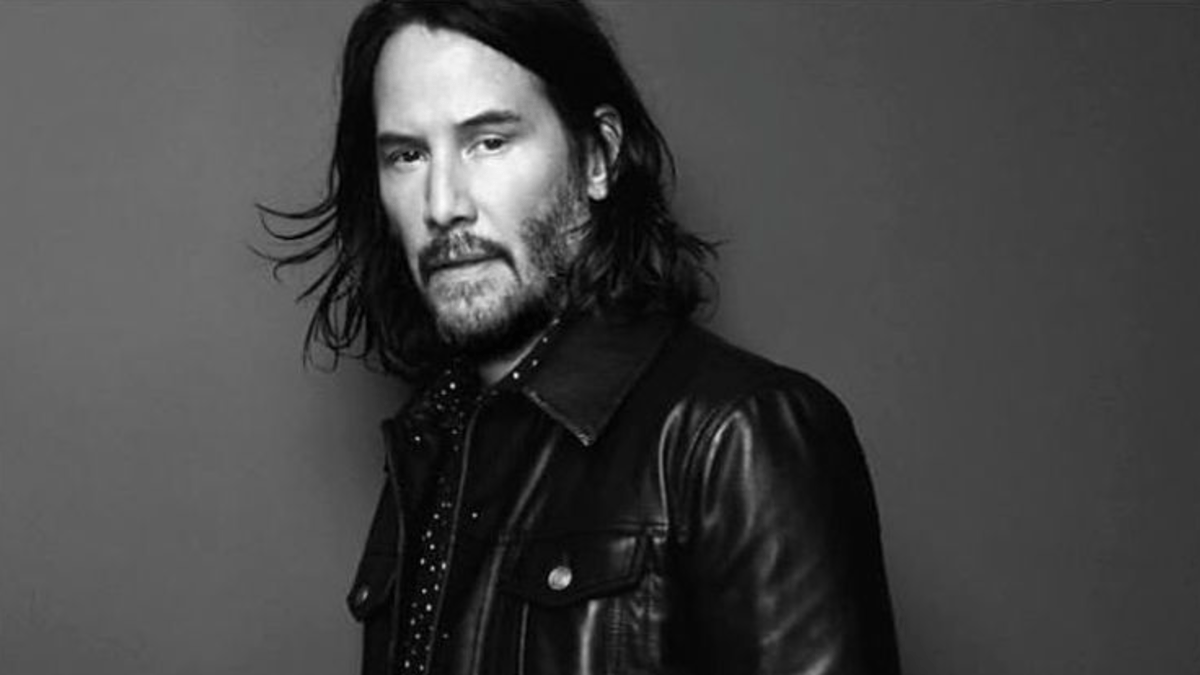 French Fall Wallpaper Must Read Keanu Reeves Is The New Face Of Saint Laurent
