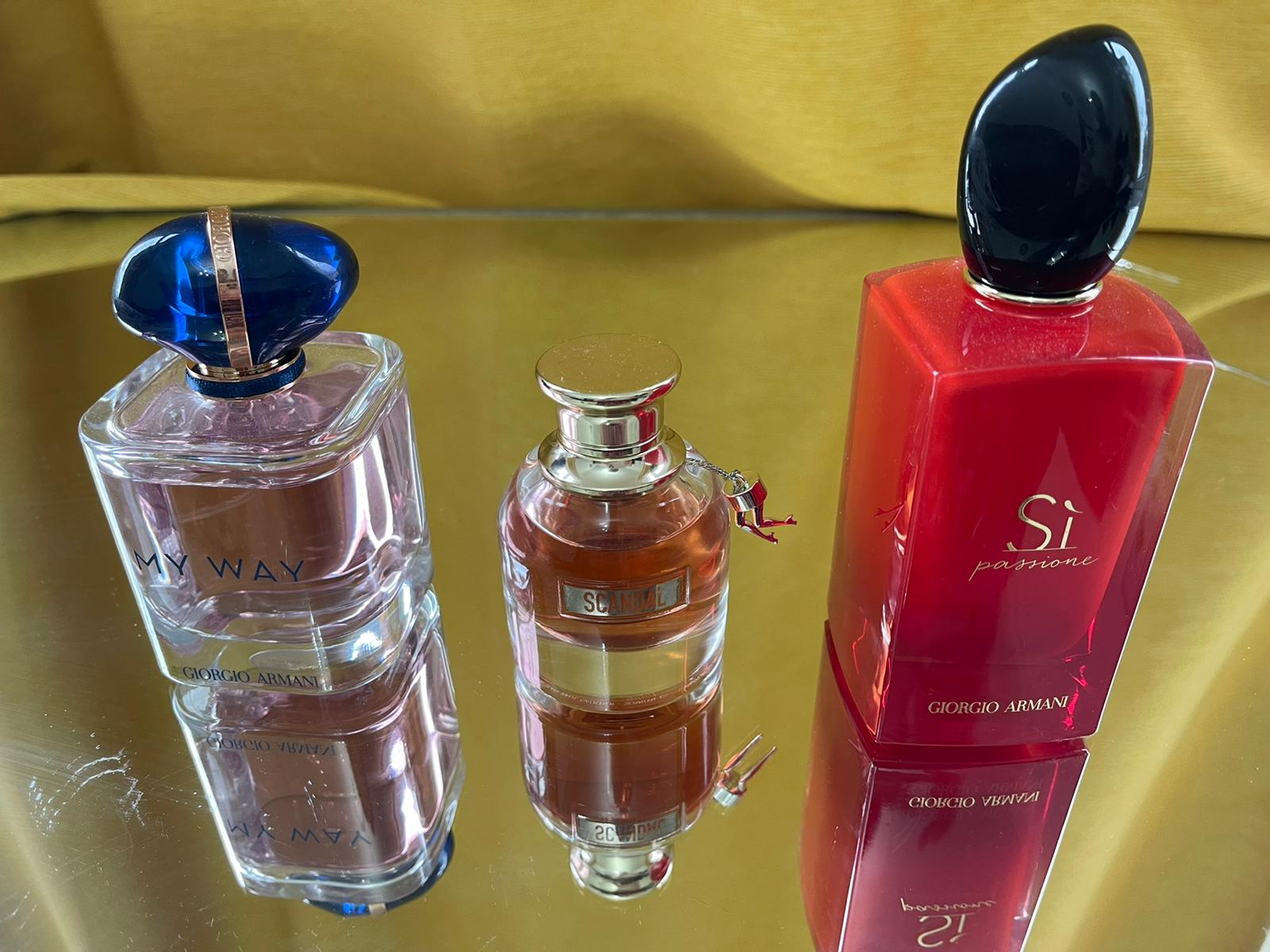 My three favourite Perfumes of 2020!