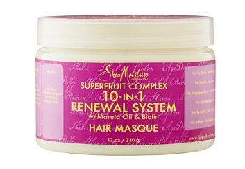 shea moisture hair masque