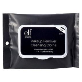 ELF makeup remover wipes