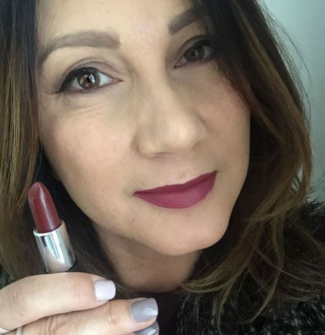 shanghaisuzylipsticks mrs French Winter Maroon