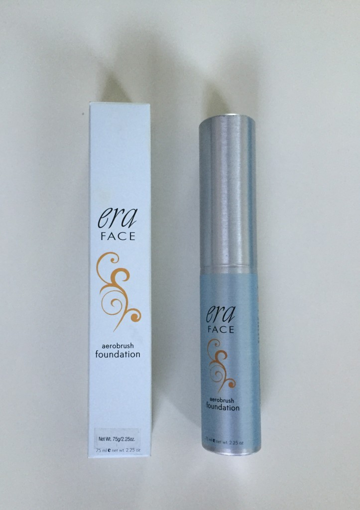 ERA spray foundation