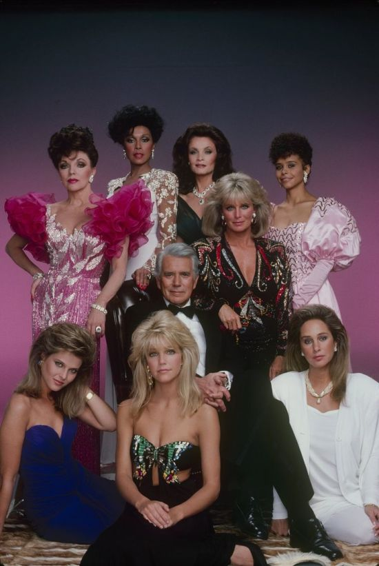 dynasty 80s make up