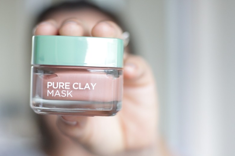 L'Oréal Paris Pure Clay Masks
