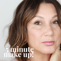 5 minute make up
