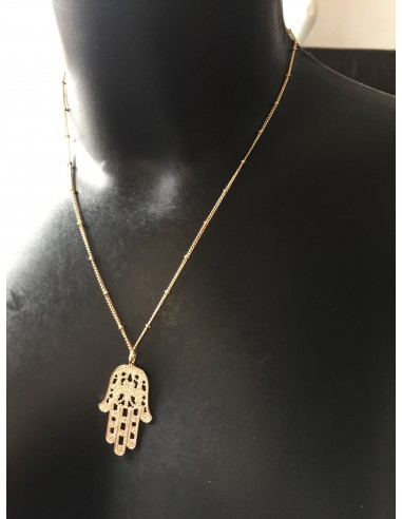 La Main De Fatma : fatma, Fatma's, Necklace