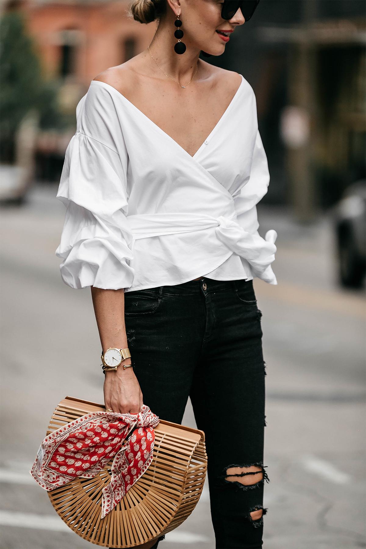 HOW TO STYLE A STRAW BAG THIS SEASON   Fashion Jackson
