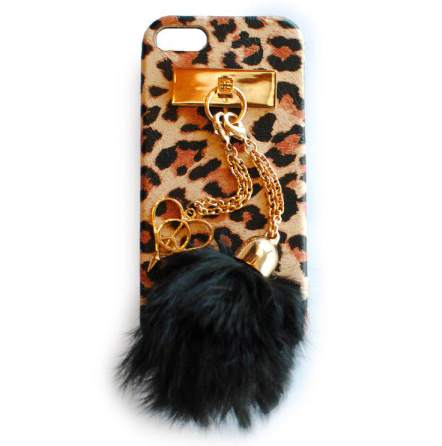 How Charming – Leopard & Bunny By