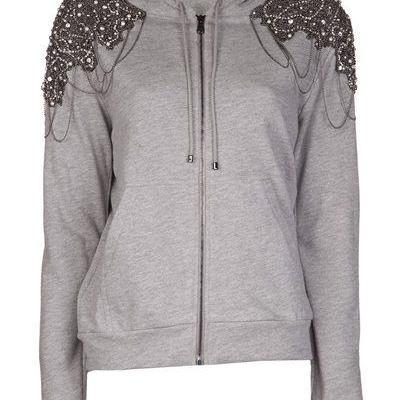 Luxe Sweatshirt Trend