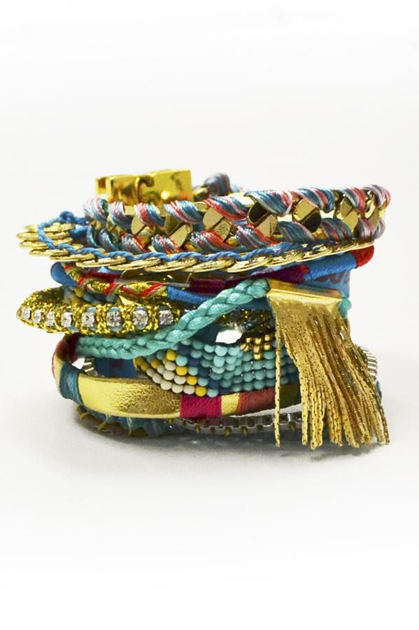 Currently Coveting: Hipanema Beach Jewelry