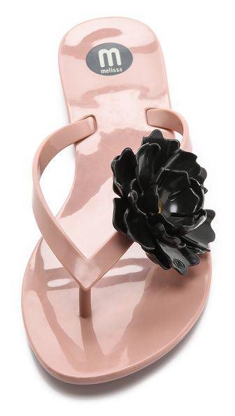 Pick Of The Day: Melissa Harmonic Flower Flip-Flops