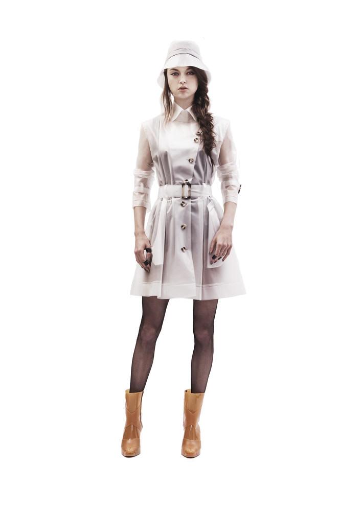 Terra New York Rainwear Collection