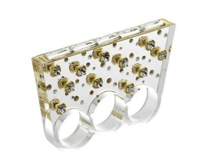 Currently Coveting: Caterina Zangrando Three Finger Ring