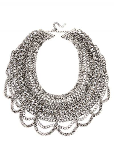 Pick Of The Day: Chainmaille Bib Necklace