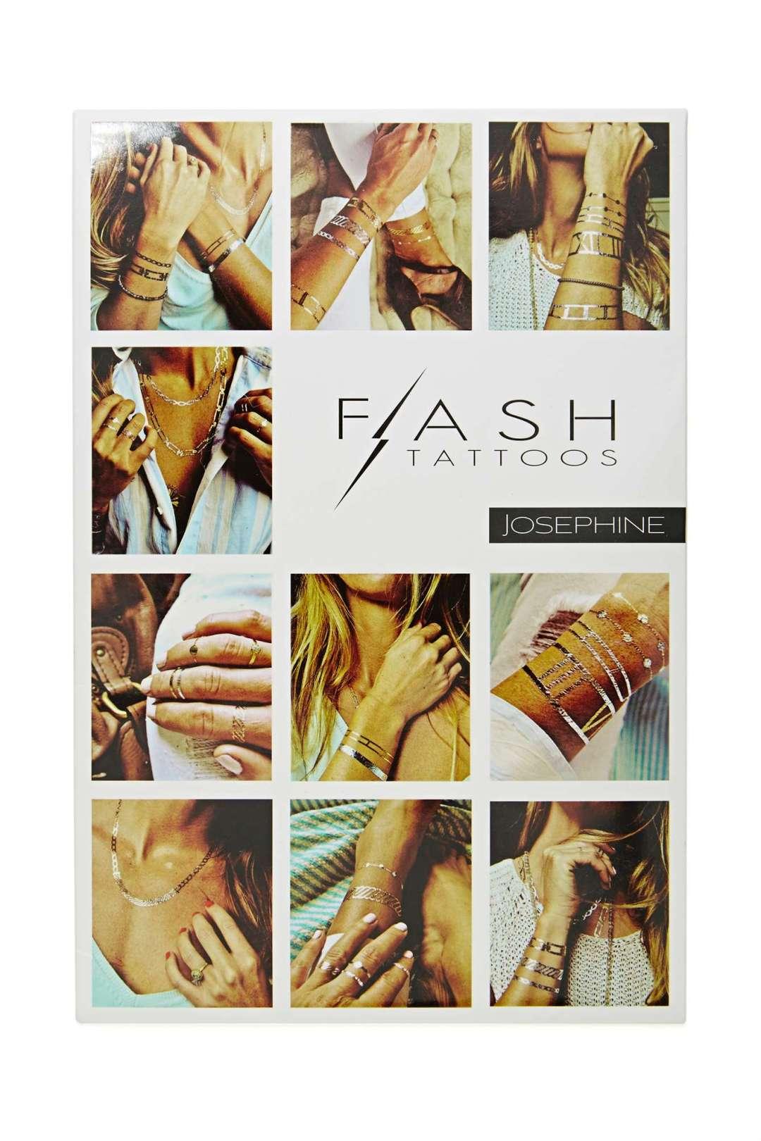 Flash Temporary Tattoos
