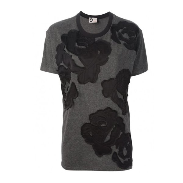 Pick Of The Day: Lanvin Rose Embellished T-Shirt