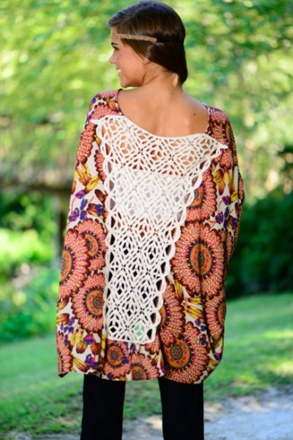 Indian Trails Blouse