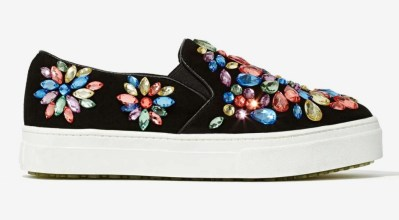 Currently Coveting: Jeffrey Campbell Sarlo Suede Sneaker