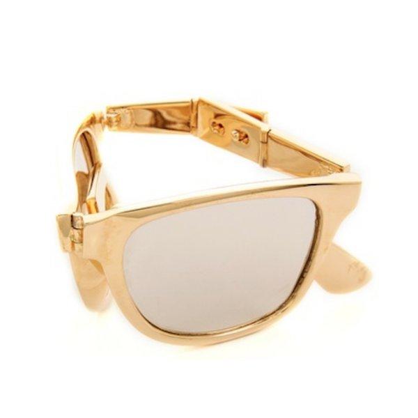 Currently Coveting: Maison Martin Margiela Sunglasses Bracelet