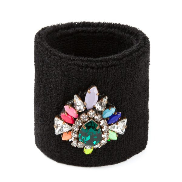 Currently Coveting: Shourouk Crystal Wristband