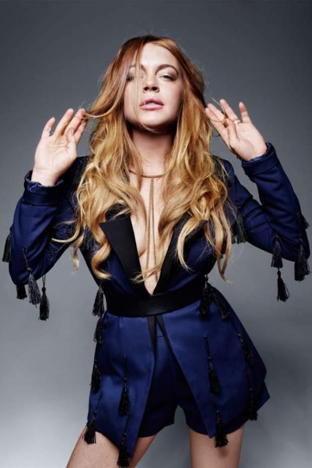 Lavish Alice X Lindsay Lohan