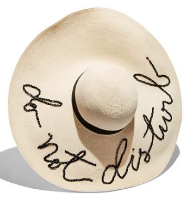 Sunny Do Not Disturb Hat