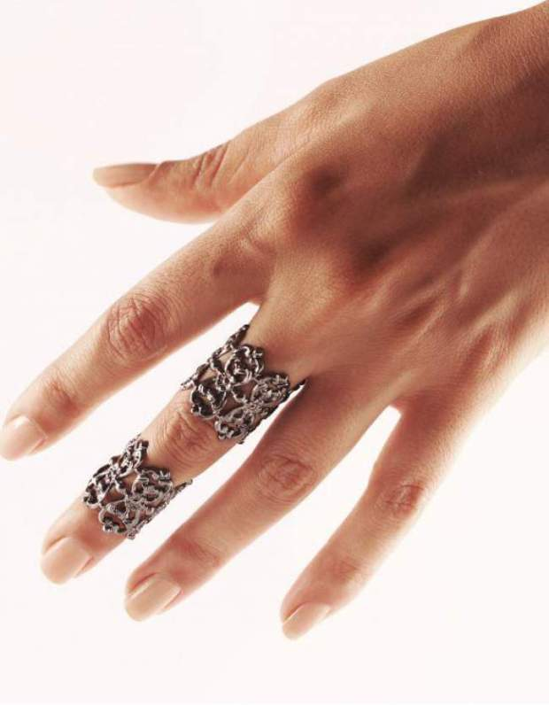 Hot Pick: Oracle Rings By TAMARZIZT
