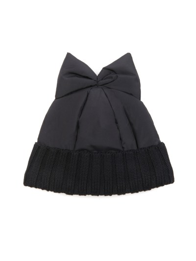Currently Coveting: Federica Moretti Bow-Top Nylon Hat