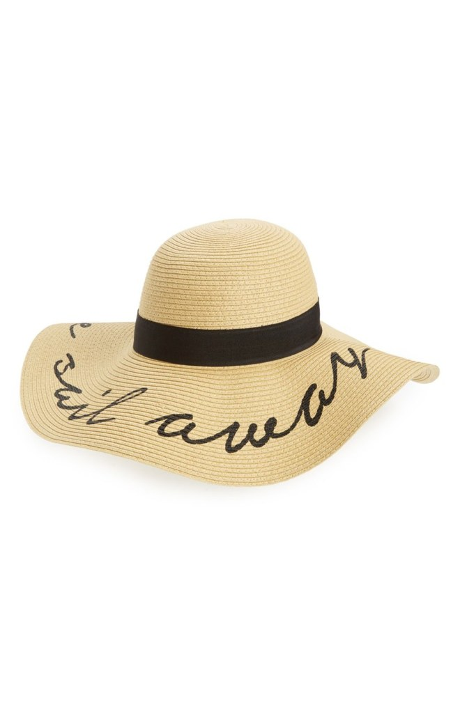 Come Sail Away Hat