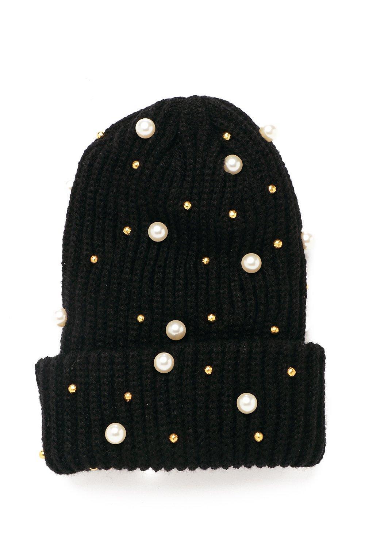 pearl hat