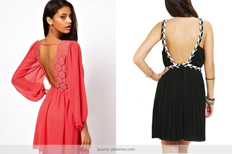 Tips To Choose What Bra To Wear With Backless Dress
