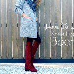 <!--:es-->How to wear – Knee High Boots<!--:-->