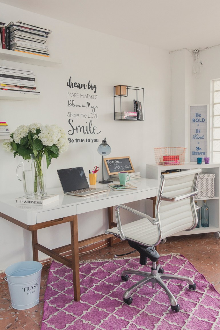 blogger cool office