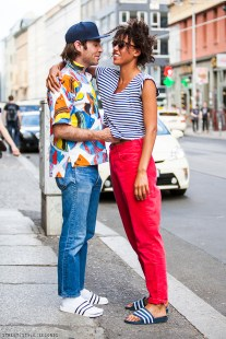 berlin stylish couples July 2013 street style seconds 11